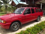 Ford Ranger 2.5 MT ปี 1999