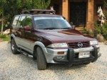 Good condition Ssangyong 2.9 D automatic - building year 2000